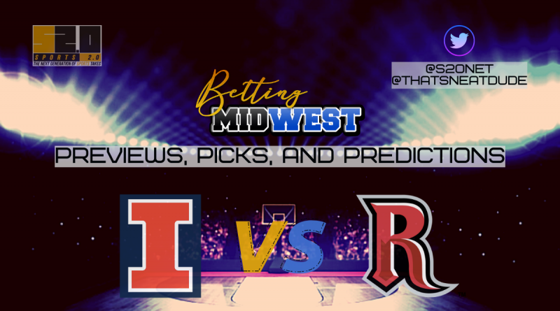 Illinois vs Rutgers Preview