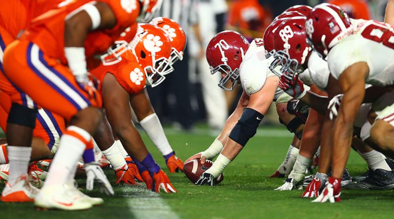 Alabama vs Clemson