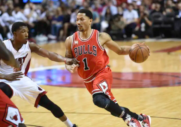 Chicago Bulls Greatest Point Guards d rose