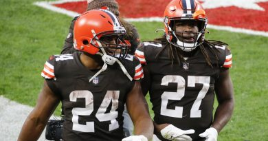 Browns at Chiefs Betting Preview