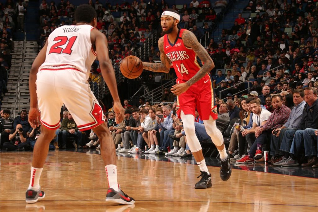 New Orleans Pelicans at Chicago Bulls Betting