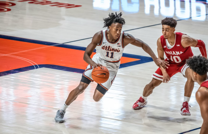 Illinois at Indiana Betting Preview