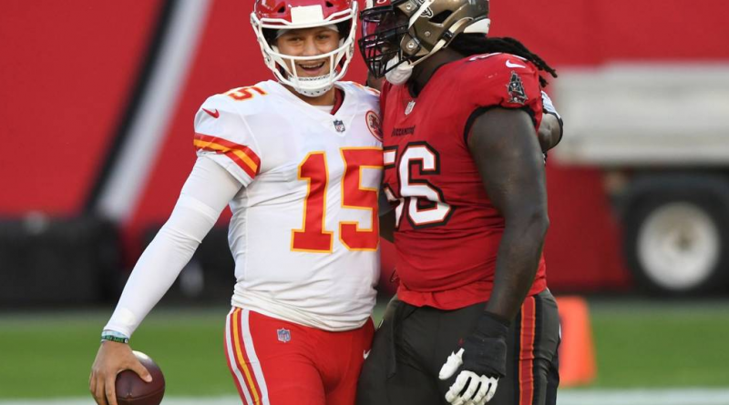 Top 10 Prop Bets for Super Bowl LV mahomes