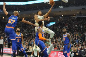 Knicks and Bucks Betting Preview