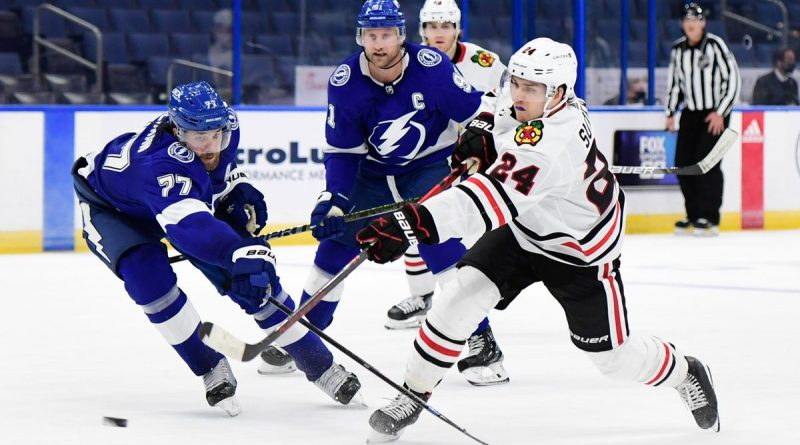Lightning vs Blackhawks