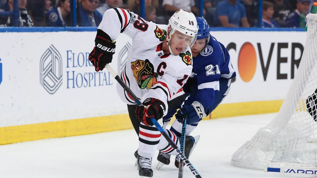 NHL Game of the Week: Blackhawks at Lightning Preview
