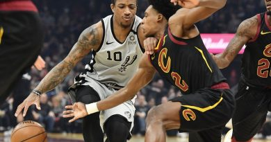 Spurs at Cavaliers Preview