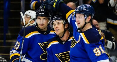 Blues at Kings Preview
