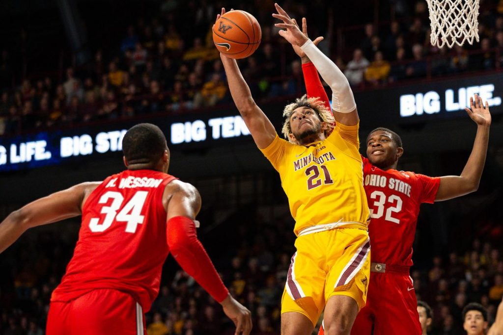 Minnesota at Ohio State Preview