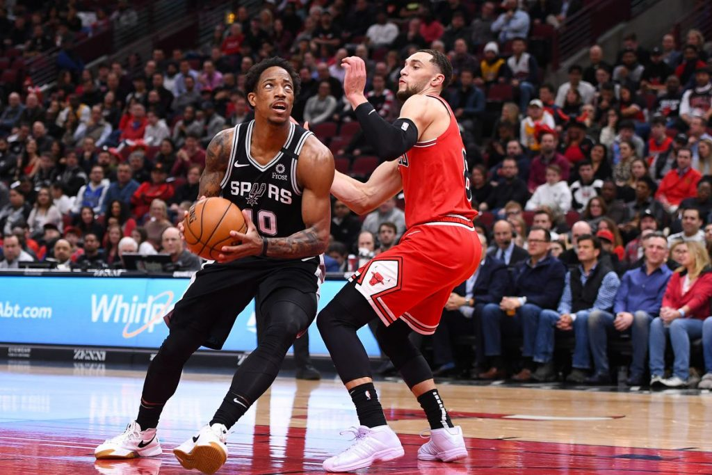 Spurs at Bulls Preview and Betting Pick