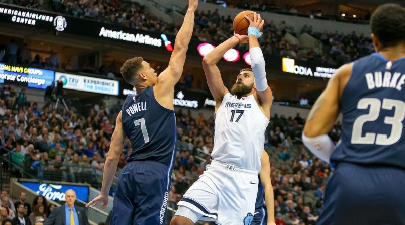 Mavericks at Grizzlies Preview