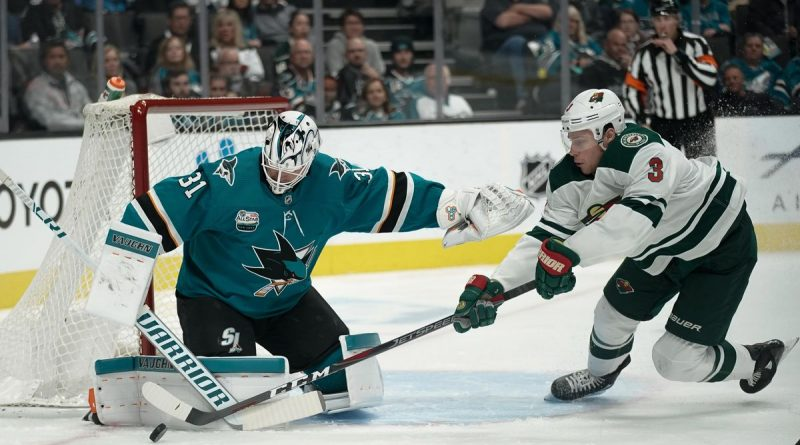 Sharks at Wild Preview and Pick