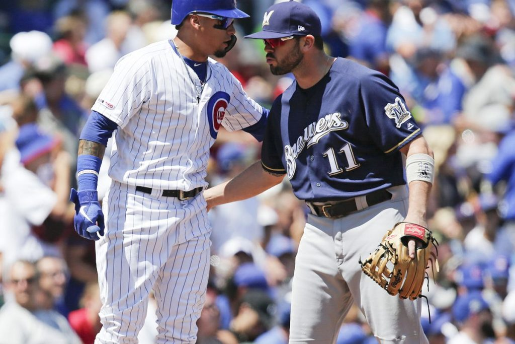 Brewers at Cubs Preview
