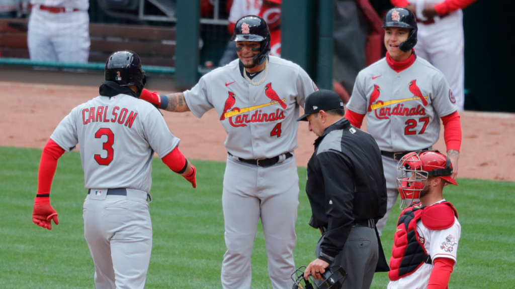 Reds at Cardinals Preview