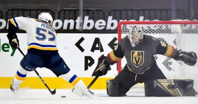 Blues at Golden Knights Pick & Preview