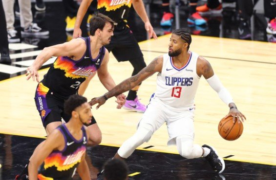 Western Conference Finals Game 2 Suns vs Clippers
