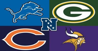 Looking Ahead at NFC North Betting Futures