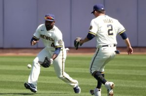 Brewers Division Lead 101