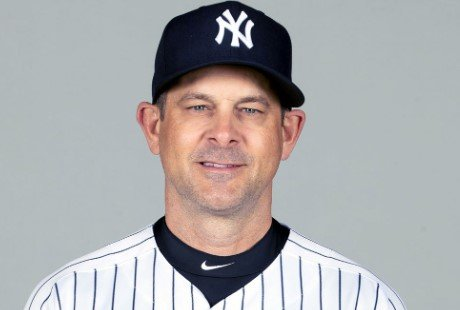 Yankees at Mariners Preview Manager Aaron Boone