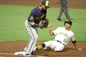 Milwaukee Brewers at Pittsburgh Pirates Betting Preview