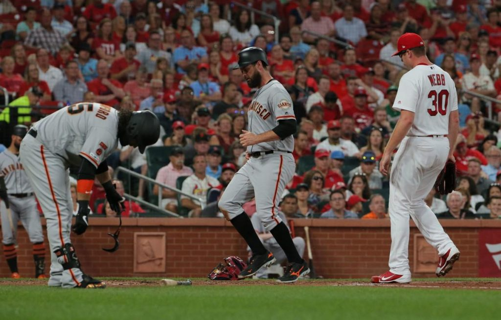 San Francisco Giants at St. Louis Cardinals Preview and Pick