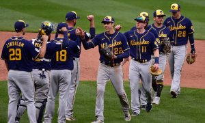 The Brewers are Running Away with the NL Central