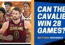 Can the Cavaliers Win 28 Games
